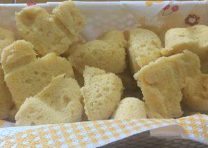 卵 蒸しパン おから 糖質オフ ダイエット レシピ 簡単