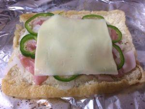 油揚げ ピザ トースト 糖質オフ ダイエット